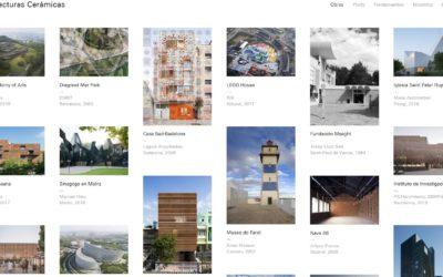 Arquitecturas Cerámicas, el paraíso de los apasionados de la arquitectura y la cerámica