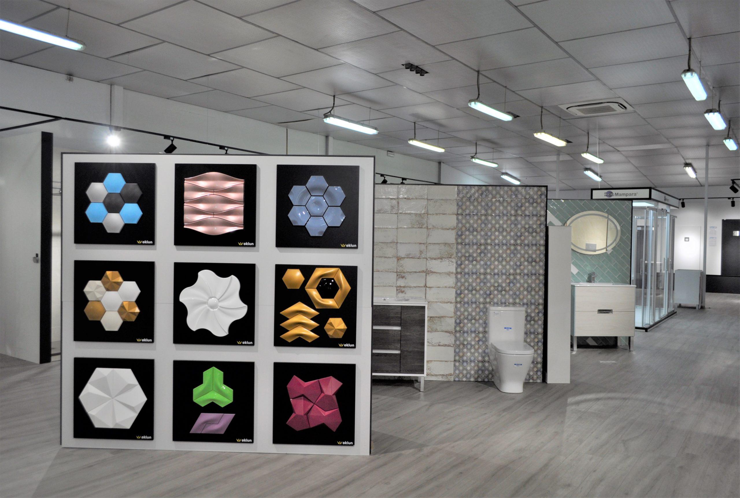 exposicion en Vicálvaro de Azulejos Brihuega