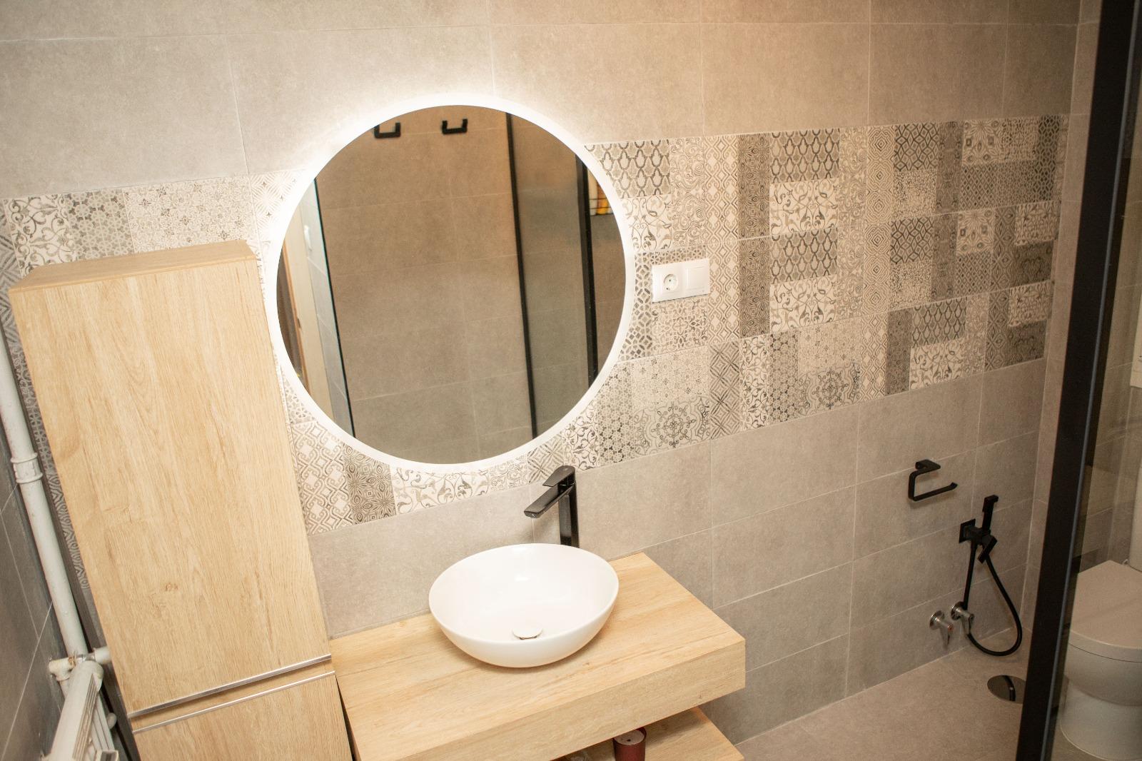 reforma de baño a medida - Azulejos Brihuega