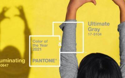 El Color del Año 2021 no es uno, sino dos