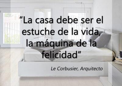 citas de arquitectura le corbusier