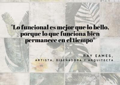 citas de arquitectura Ray Eames