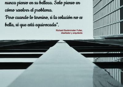 citas de arquitectos Richards Buckminster Fuller