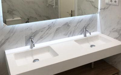Proyectos a medida: baño