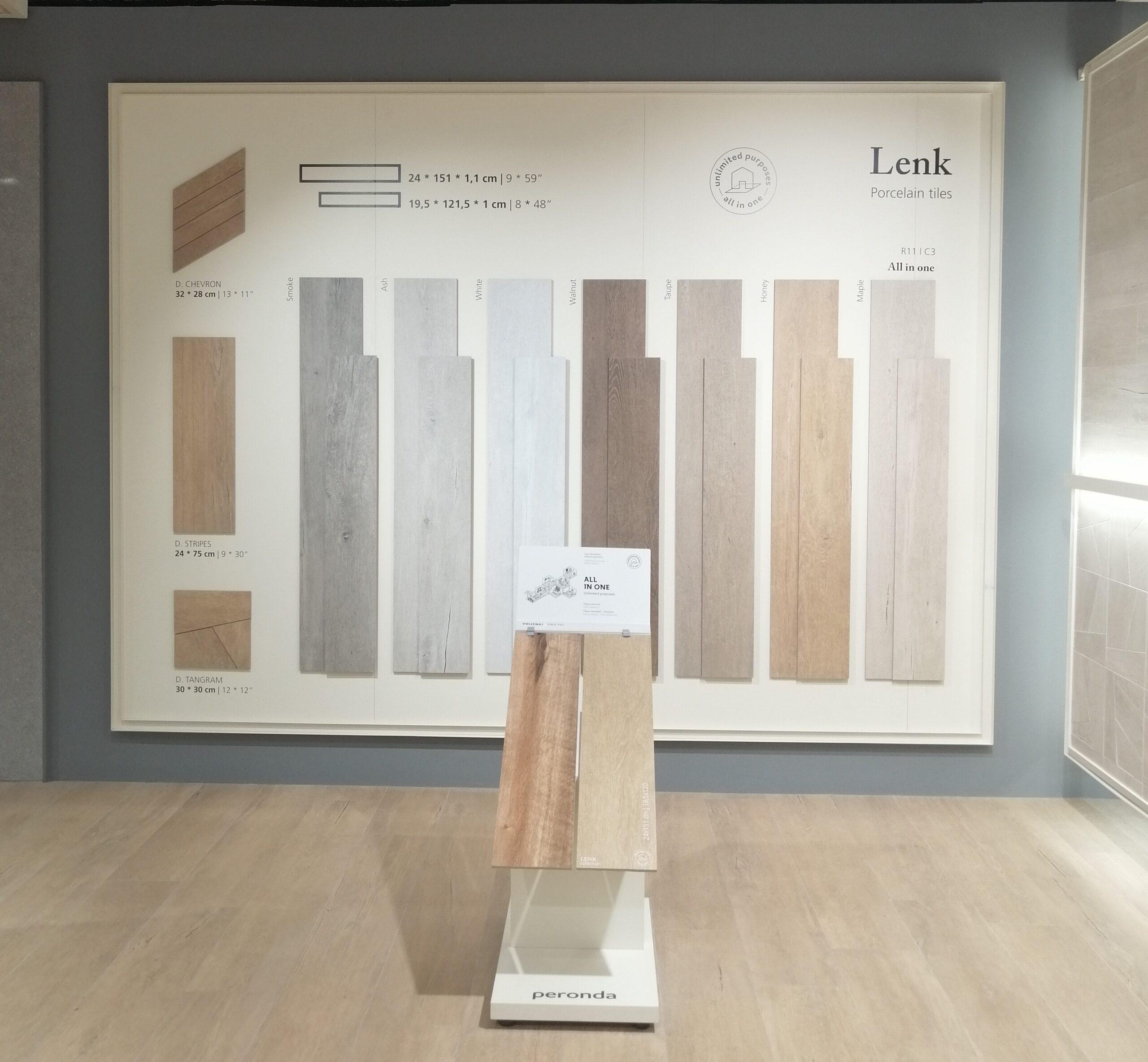 Colección Lenk de Peronda.