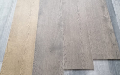 Suelo imitación madera