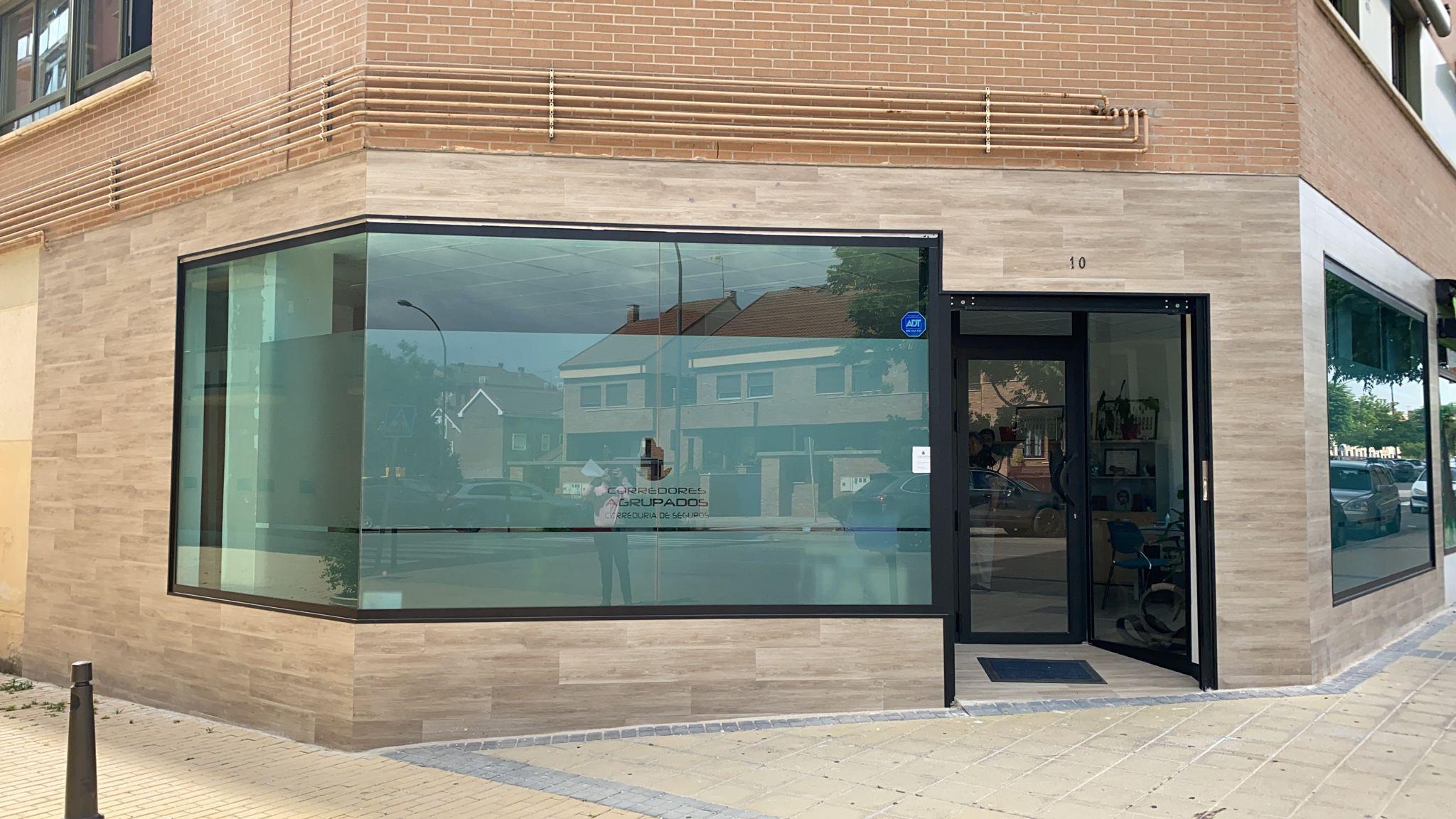 fachada local comercial
